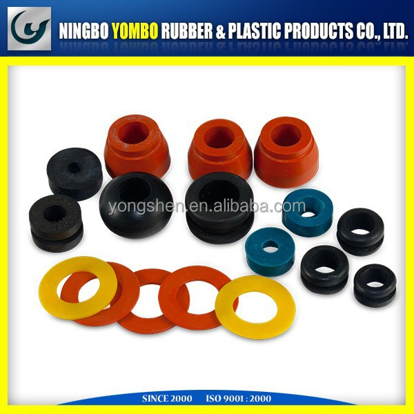 Rubber factory in China custom all kinds of natural rubber parts