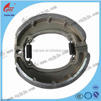 motorcycle high quality motorcycle brake shoes china good buffer body for motorcycle