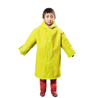New popular children waterproof mildew proof raincoat