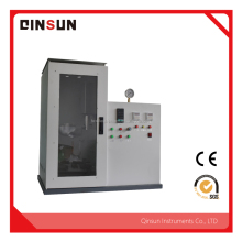 Mask combustion tester special test equipment mainly used for testing medical masks flame retardant properties
