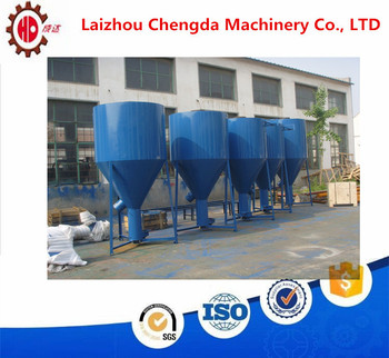 Vertical type feed mixer/ poultry feed mixer for sale