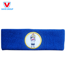 Promotional Wholesale Custom Long Headband For Sports