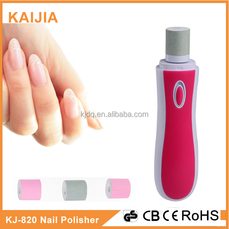 Baby adult use electric battery operated manicure nail polisher