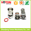 4.3/1.0 male 1/2 coaxial cable connector