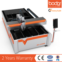 Professional laser wood and metal cutting and engraving machine with CE FDA