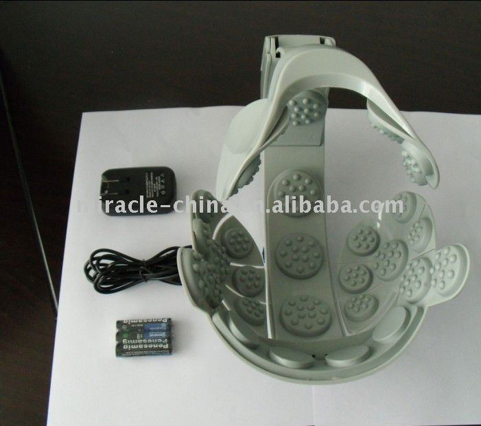 hot-selling hair care / Fashionable Electric Head Massager MK-801