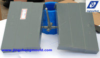 Plastic injection mould shaping mode mould