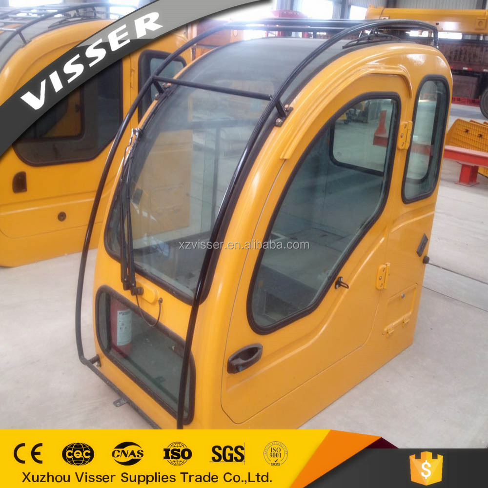 Excavator cabs driving cab for machinery