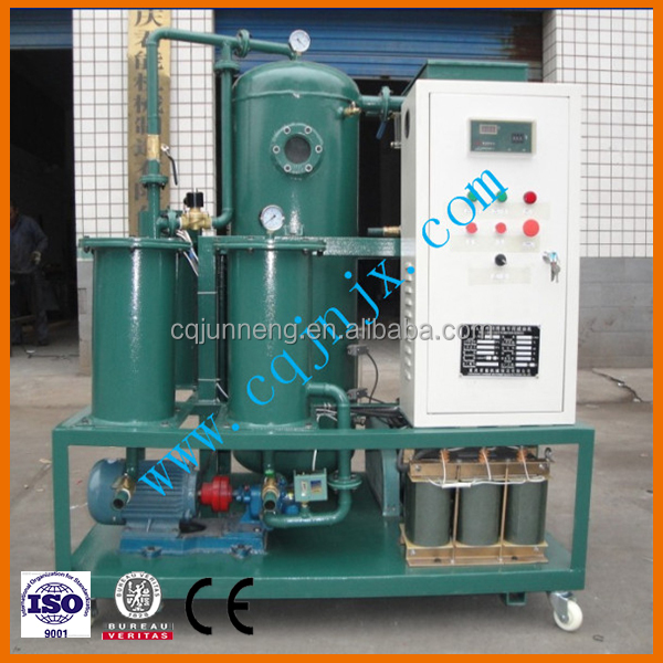 Rzl Series Oil Purifier Type Used Motor Oil Recycling