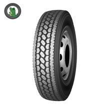 Heavy duty truck tire 11R22.5 for drive position