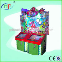Redemption /amusement game /coin operated machine cut fruit