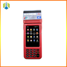 High efficiency 4 inch dual core cpu Android Lottery pos Machine for lottery/lotte game/bingo game------Gc062