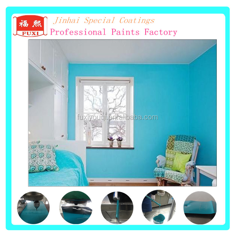 Luxury Matte Interior Wall Latex Paint