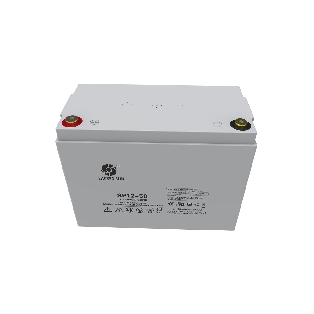 SP12-50,Factory Wholesale 12V 50ah Long Life AGM VRLA Battery, Valve Regulated Lead Acid,lead battery