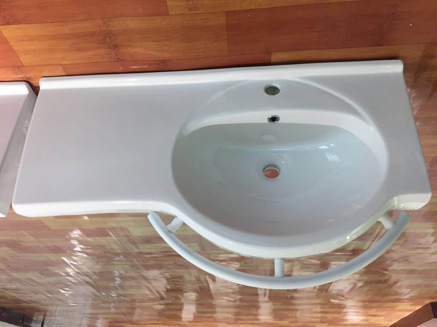 Elder care equipment and product of basin and sink old people supplier
