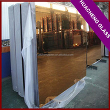 Small large frameless mirrors