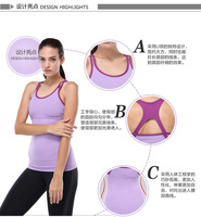 OEM/ODM SUPPLEX 87% nylon and 13% spandex Kyodan Yoga Fitness Wear / Yoga Leggings