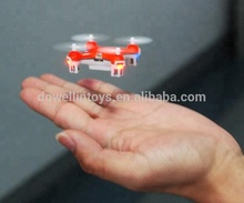 Micro Nano RC Helicopter Quad Copter Toy,LED Rc Quadcopter Airplane,Mini RC Hobby Helicopters