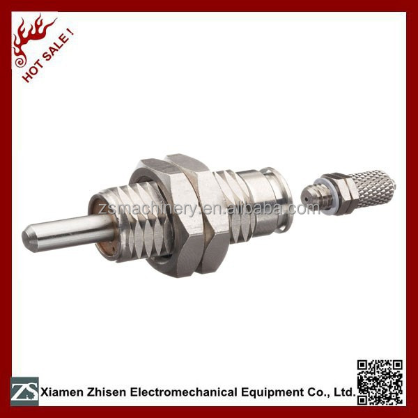 Compact CJP Series Nickel Plated Brass Pin Air Cylinder