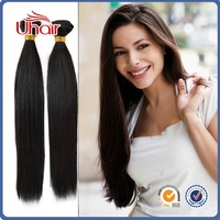 top selling silk straight 18 inch peruvian straight hair natural black 100% Peruvian Human Hair 3 bundles