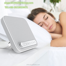 2017 Newest design baby sleeping white noise machine for spa relaxation