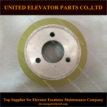 Elevator Drivering Rollers 132x30mm Inner Size:44