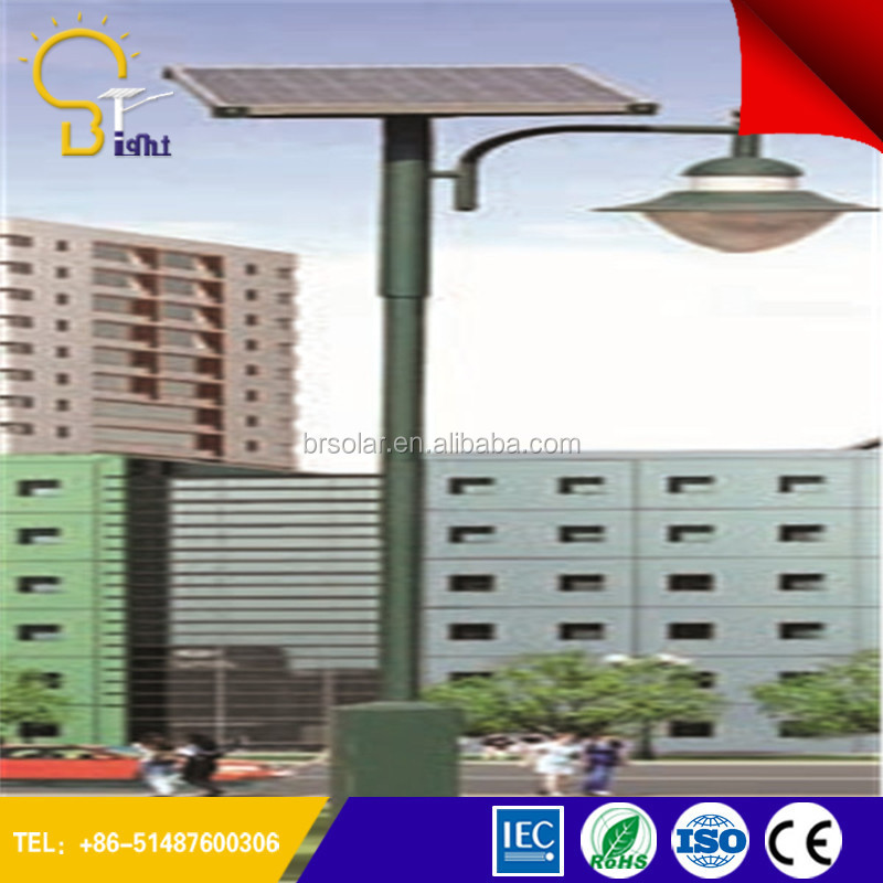 Applied in More than 50 Countries 5 years Warranty Green Environmental Production solar lawn light