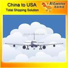 cheap air freight shipping from Guangzhou to USA