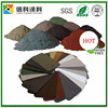 Ral colours electrostatic spray thermoplastic bronze powder coat