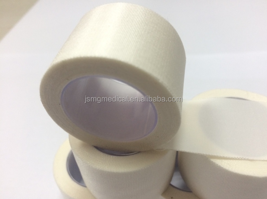 Medical Surgical Microporous Breathable Silk Tape