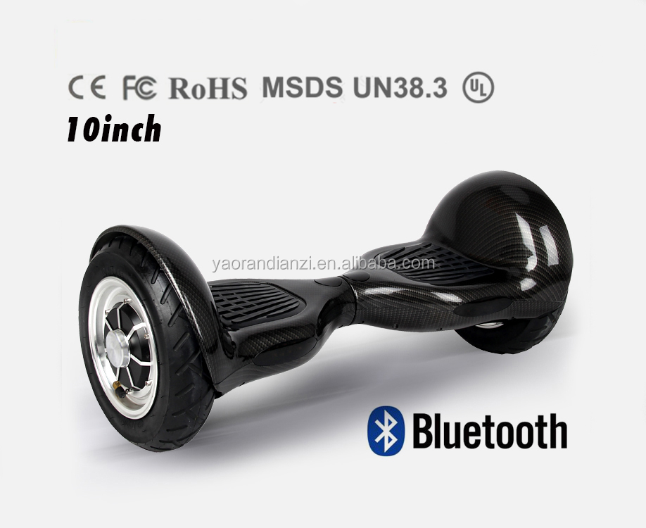 China dropship hoverboard 10 Inch APP Cellphone Controlled hoverboard two wheel smart balance electric scooter