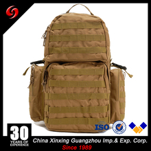 Xinxing Plus Tactical Military MOLLE Assault Backpack Pack 3 Way Molle Modular Attachments 40L Large Waterproof Bag Rucksack