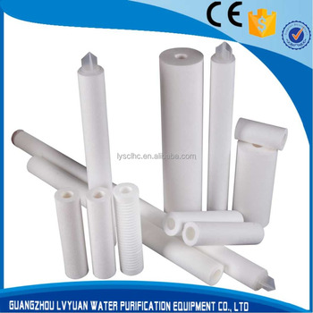PP Melt Spun Filter Cartridge for home and industrial use