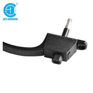 Hot sale black casement aluminum Window lock handle