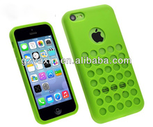 35 round holes rough hard PC cover for iphone 5c case holes design,one direction phone case for iphone 5c