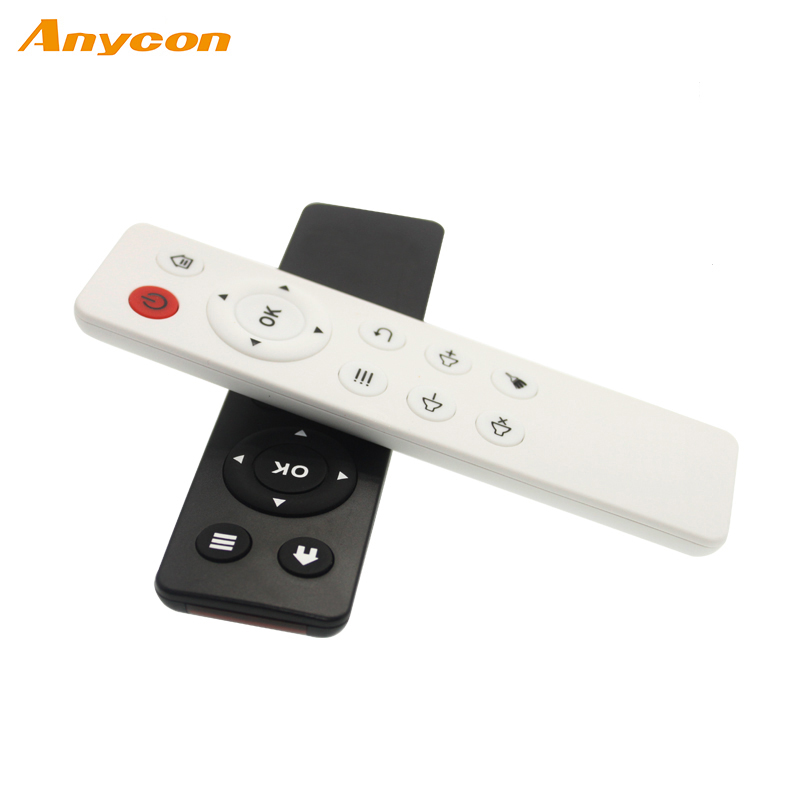 2.4 g wireless+IR learning remote control