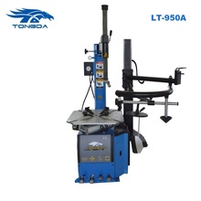 2017 China tyre repaire equipment Tongda LT 950A launch tyre changer with inflation tank tire repair equipment used for sale
