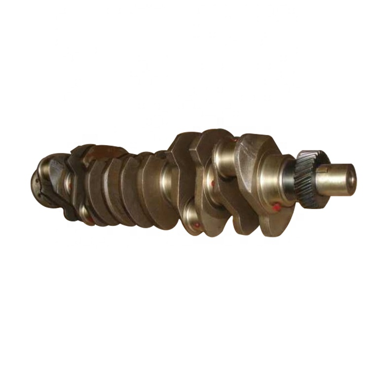 High Quality Engine Generator Isuzu <strong>Crankshaft</strong>