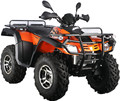 400cc water-cooled 4WD/2WD Automatic off road 400cc ATV quad bike (TKA400-B)
