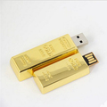 Amazing quality hot sell gold bar usb stick, high speed, real capacity usb flash drive