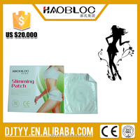 New Products On China Market Fat Burning Slimming/Sleep Slim Patch