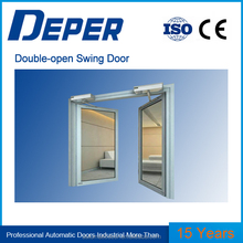 Deper automatic swing door operators (double open)