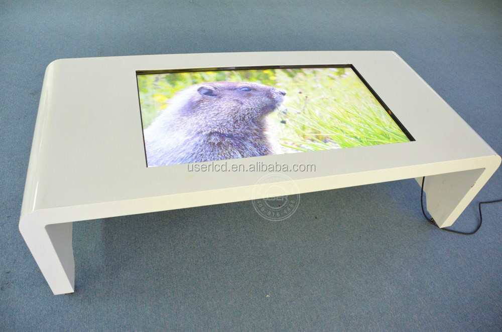 42 inch ultrathin interactive touch table