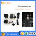 long microwave detection car blind spot assist system