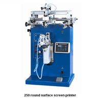 Best after-service ceramic bottle screen printing machine