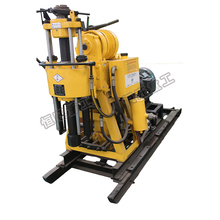 200m Depth tractor mounted water well drilling rig/Machine to dig deep wells