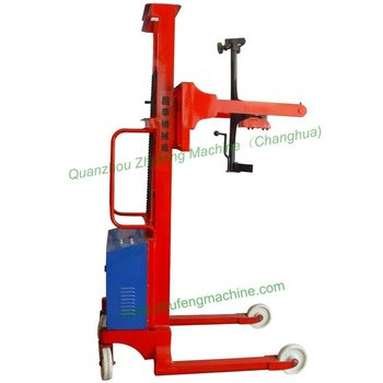 Latest Electric Battery Operated Drum Lifter for Barrels
