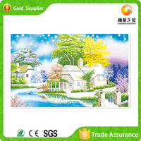 Factory Supply Enduring Children Room Wall Decor Art 5D Diamond Embroidery Kit
