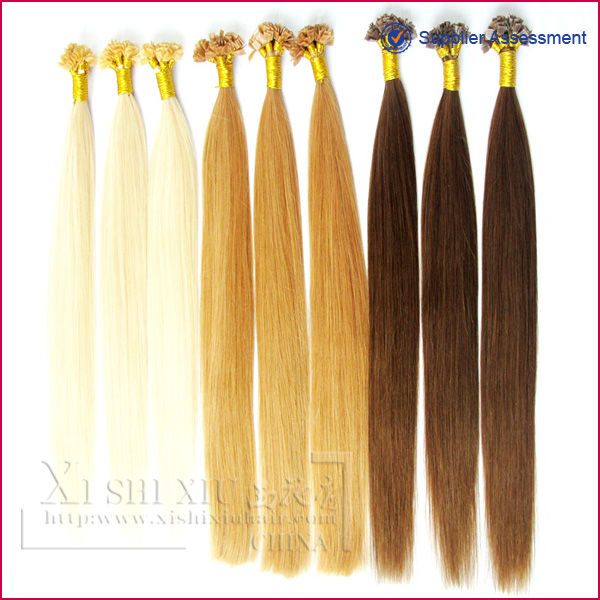 Wholesale Top quality star shining factory sale hair extensions miami