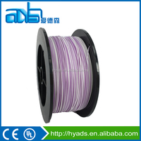 26AWG UL 101362 PFA double insulated high temperature teflon electrical wire for appliance internal wiring
